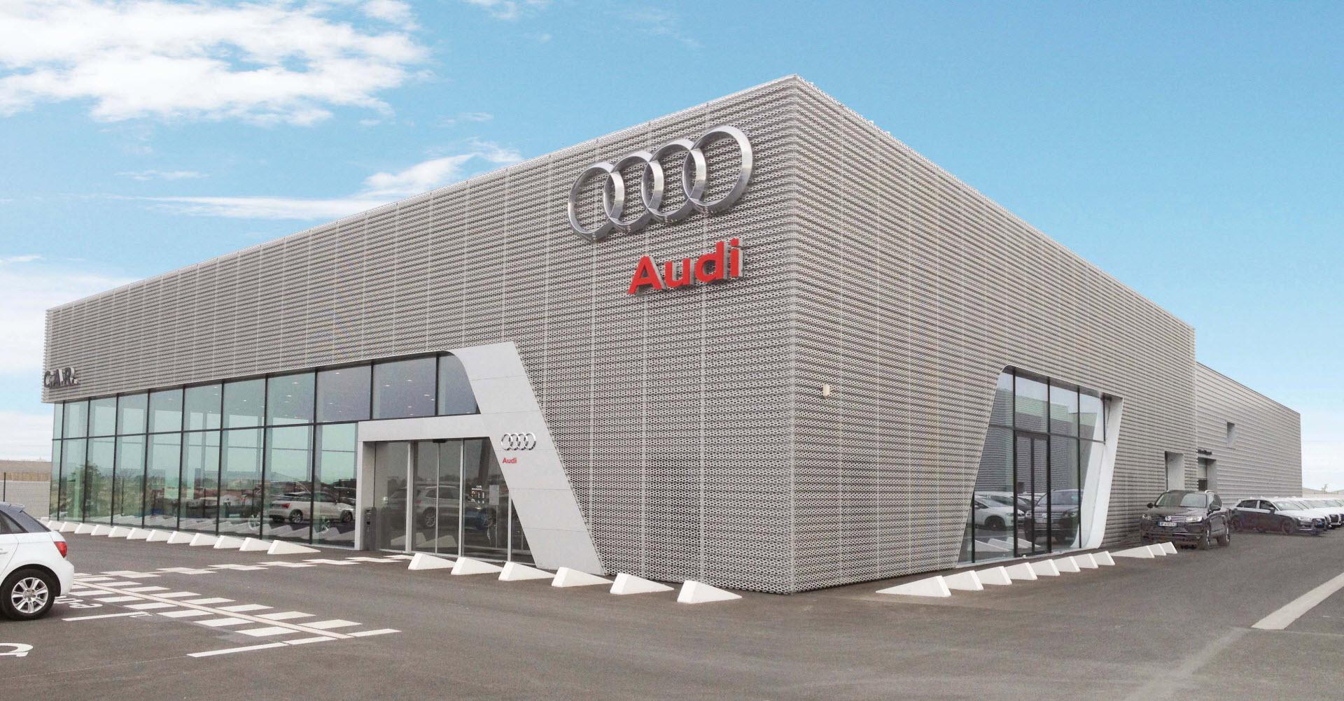 Audi royan audi q3 c a r audi la rochelle royan 17 audi for Garage alvergnas automobiles