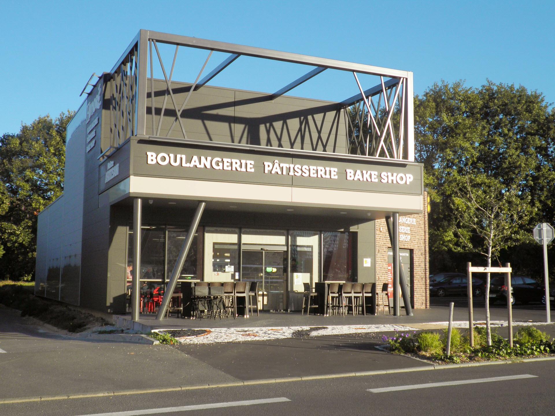 La Boulangerie Honoré - Bruno Provot - vue de face
