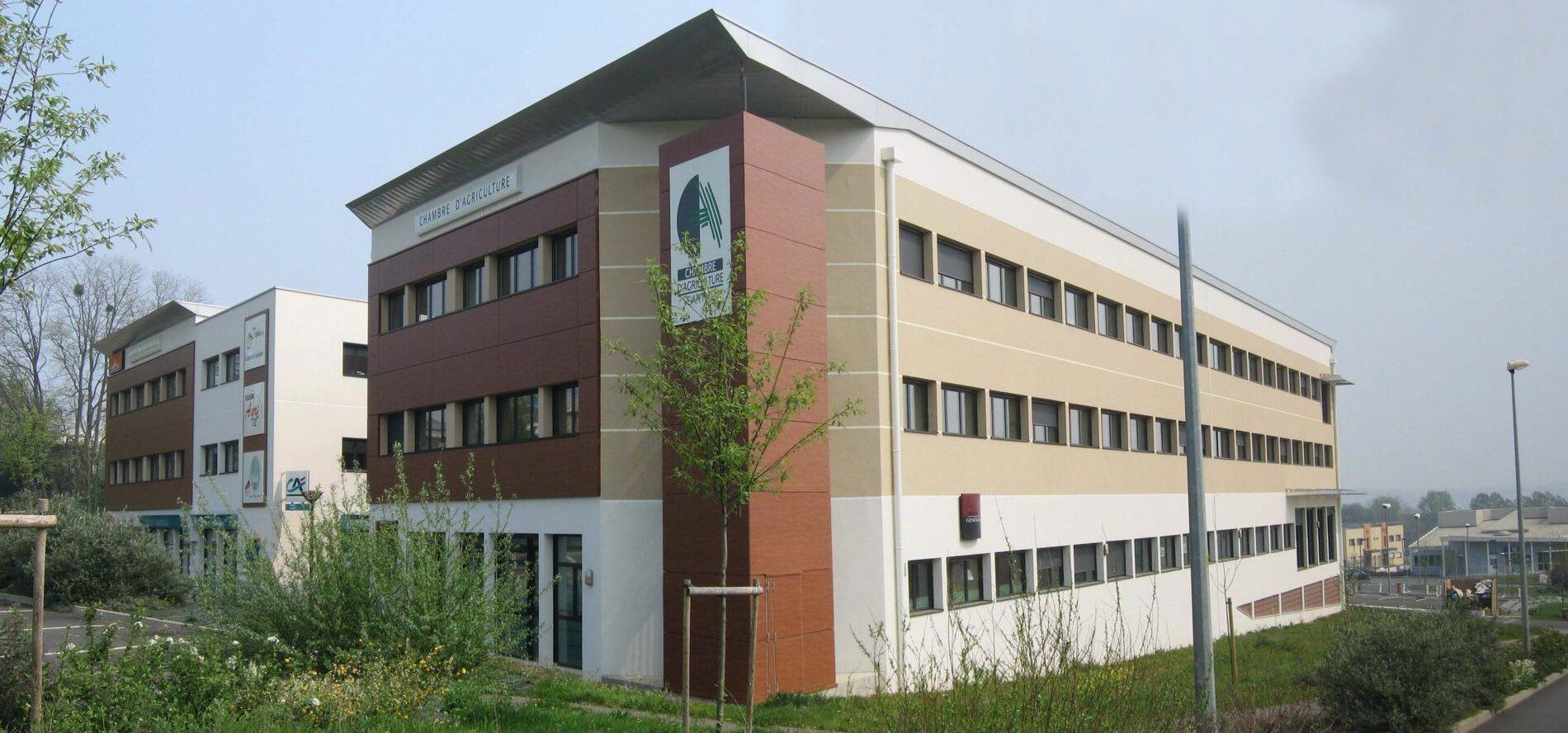ACAU Chambre d'Agriculture de la Sarthe vue 1